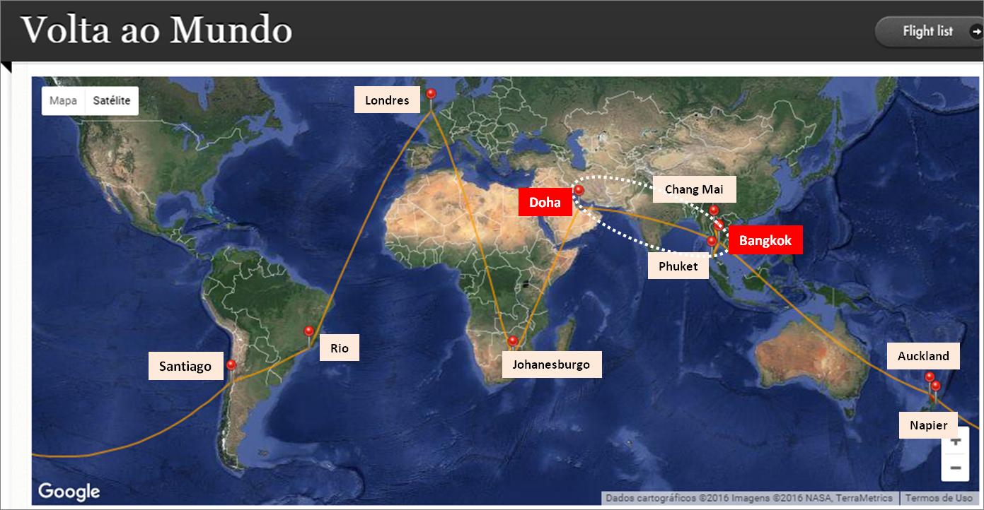 DOH_BKK_Mapa Volta ao Mundo