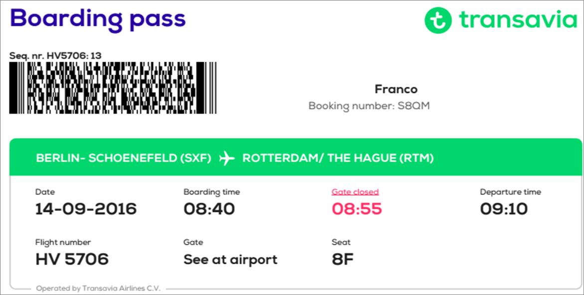check-in-transavia