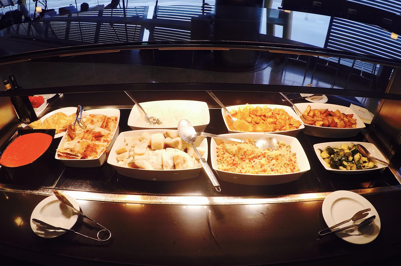 jantar - Sala VIP Iberia - Madrid